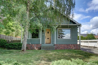 Tacoma Single Family Home For Sale: 1110 N Tyler St