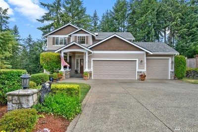 Gig Harbor Single Family Home For Sale: 6901 92nd St Ct NW