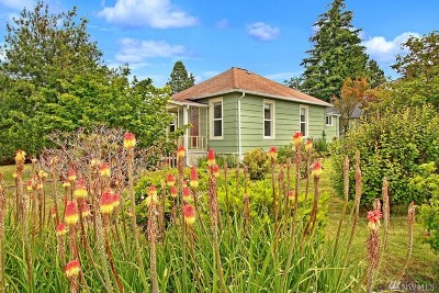 Everett Single Family Home For Sale: 2031 State St