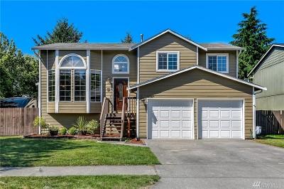 Monroe Single Family Home For Sale: 17387 156th St SE