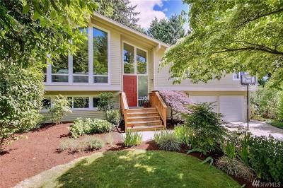 Redmond Single Family Home For Sale: 9304 168th Place NE