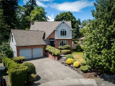 Federal Way Single Family Home For Sale: 33409 10th Ct SW