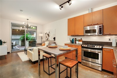 Condo/Townhouse Sold: 1414 12th Ave #214
