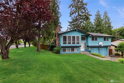 Bothell Single Family Home For Sale: 2008 173rd St SE