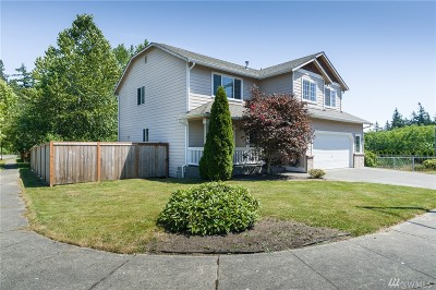 Stanwood Single Family Home For Sale: 28111 65th Ave NW