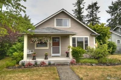 Shelton Single Family Home Pending: 620 Bellevue Ave