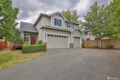 Bothell Single Family Home For Sale: 123 SW 211th Place SW