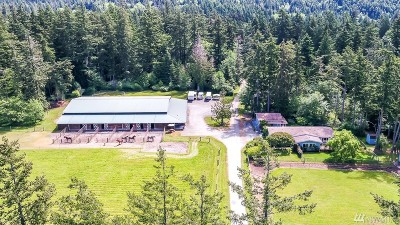 Anacortes Single Family Home For Sale: 14689 Rosario Rd