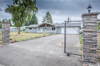 Tacoma Single Family Home For Sale: 18203 38th Ave E