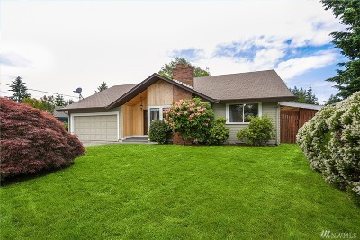 Federal Way Single Family Home For Sale: 30437 11th Ave S