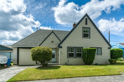 Single Family Home Sold: 505 Hill Kress Ave