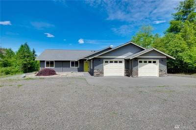 Shelton Single Family Home For Sale: 121 E Lonesome Creek Rd