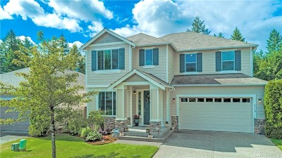 Lacey Single Family Home For Sale: 8940 Campus Meadows Lp NE