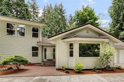 Snohomish Single Family Home For Sale: 19900 76th Ave SE