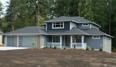 Snohomish Single Family Home For Sale: 11711 176th Ave SE #lot 9
