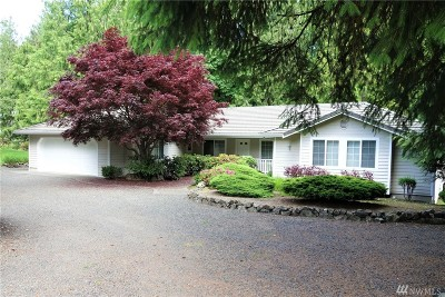 Port Ludlow WA Single Family Home For Sale: $459,000