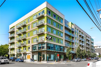 Condo/Townhouse Sold: 1760 NW 56th St #416