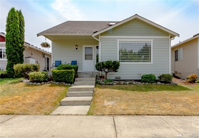 Bonney Lake Single Family Home For Sale: 17913 109th St Ct E
