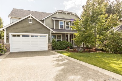 Lacey Single Family Home For Sale: 9023 Merrill Ct NE