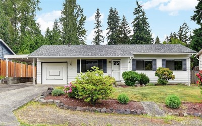 Bothell Single Family Home For Sale: 109 161st St SE