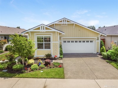 Lacey Single Family Home For Sale: 4948 Cypress Dr NE