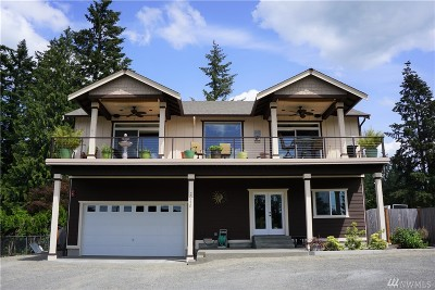 Lake Tapps WA Single Family Home For Sale: $549,900