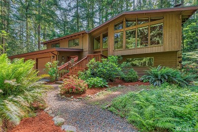 Woodinville Single Family Home For Sale: 19425 NE 181st St