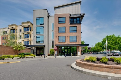 Condo/Townhouse Sold: 210 W Pioneer Ave #404