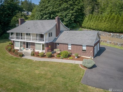 Snohomish Single Family Home For Sale: 15427 Westwick Rd