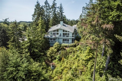 Port Ludlow WA Single Family Home For Sale: $849,900