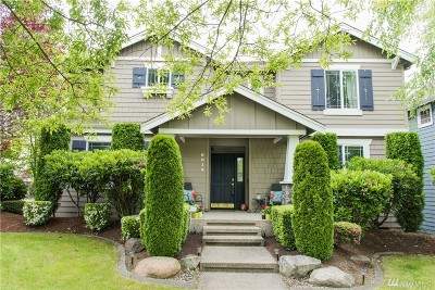 Snoqualmie Single Family Home For Sale: 6919 Fairway Ave SE