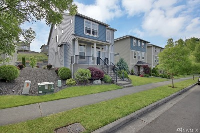 Pierce County Single Family Home For Sale: 3230 Highlands Blvd