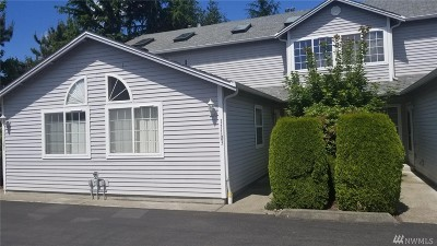 Puyallup WA Condo/Townhouse For Sale: $189,988