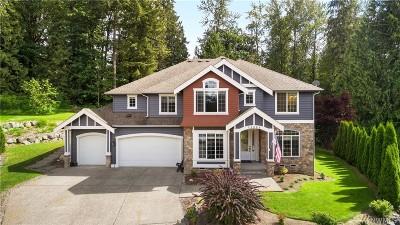 Lake Stevens Single Family Home For Sale: 11001 30th St SE