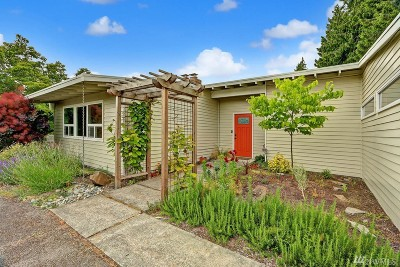 Kent Single Family Home For Sale: 917 E Hemlock St