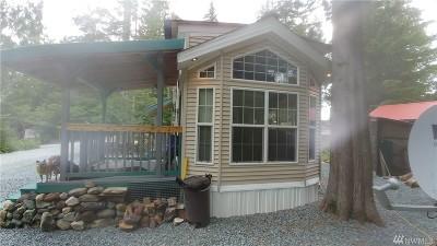 Skagit County Single Family Home For Sale: 5206 Ma Kook Trail