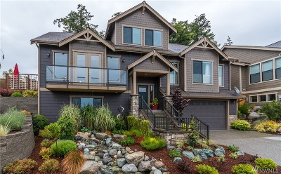 Anacortes Single Family Home For Sale: 1511 Lowman Cir
