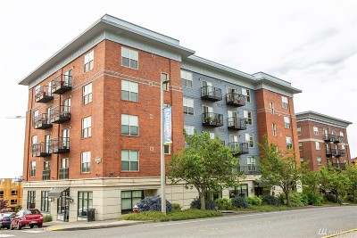 Condo/Townhouse Sold: 1310 10th St #408