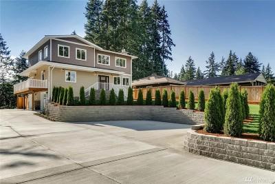 Shoreline Single Family Home For Sale: 17917 Fremont Ave N