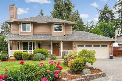 Everett Single Family Home For Sale: 4427 130th St SE