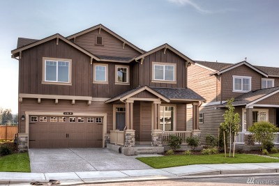Puyallup Single Family Home For Sale: 1201 32nd St NW #47