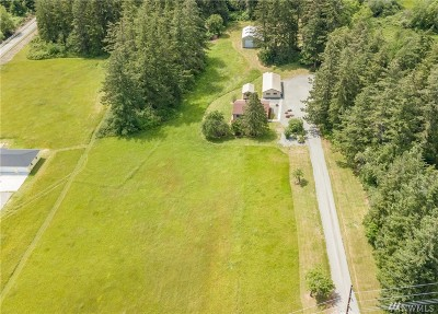 Oak Harbor Single Family Home Contingent: 2995 Taylor Rd