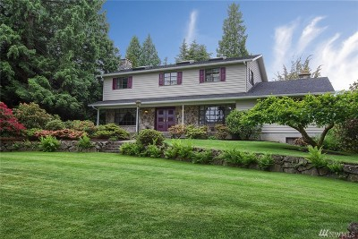 Woodinville Single Family Home For Sale: 23810 75th Ave SE