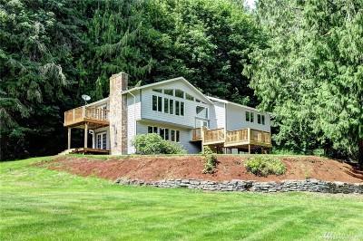 Lake Stevens Single Family Home For Sale: 12729 Machias Cutoff Rd