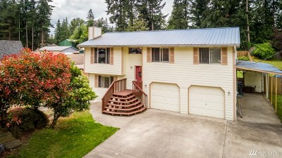 Bonney Lake Single Family Home For Sale: 7219 191st Ave E