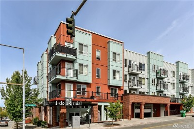 Condo/Townhouse Sold: 424 N 85th St #311