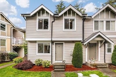 Mill Creek Condo/Townhouse For Sale: 16101 Bothell Everett Hwy #G1