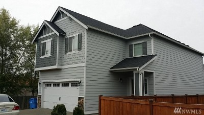 Spanaway Single Family Home For Sale: 1135 185th St Ct E