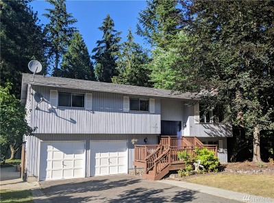 Woodinville Single Family Home For Sale: 17378 NE 160th St