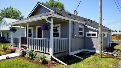 Chehalis Single Family Home For Sale: 246 SW 2nd St